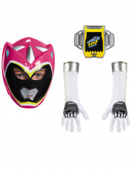 Kit Power Rangers™ Dino Charge rosa