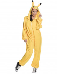 Costume Pikachu Pokemon™ adulto