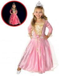 Image of Costume carnevale Principessa Rosa  luminoso