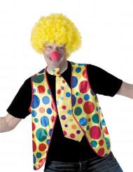Gilet da clown adulto