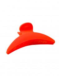Image of Pinza per capelli arancione fluo