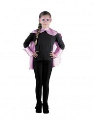 Kit Super eroe rosa Bambina