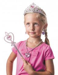 Kit accessori Principessa delle fiabe bambina