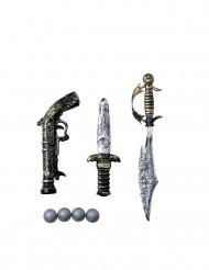 3 Armi finte da pirata