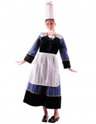 Costume da bretone lusso da donna