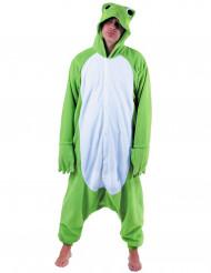 Costume Rana verde per adulto