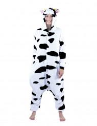 Costume tuta da mucca per adulto