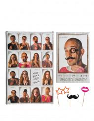 Kit per photobooth 20 pezzi