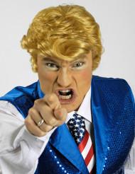 Parrucca  bionda presidente americano