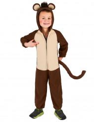 Costume scimmia bambino
