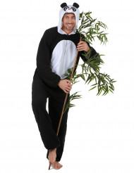Costume da panda per uomo