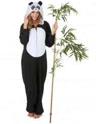 Costume da panda per donna