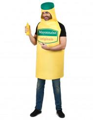 Costume da maionese per adulto