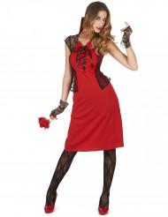 Costume da vampiro sexy per donna - Halloween