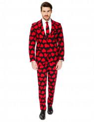Costume Mr Re di Cuori Opposuits™ uomo