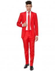 Costume Mr. Solid rosso uomo Suitmeister™