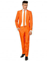 Costume Mr.Solid arancione uomo Suitmeister™