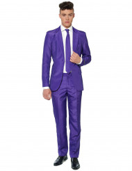 Costume Mr Solid viola uomo Suitmeister™