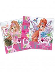 20 tovaglioli di carta Winx Butterflix ™