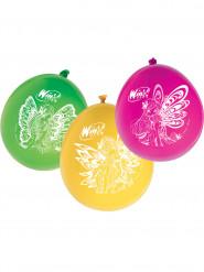 12 palloncini in lattice Winx Butterflix ™