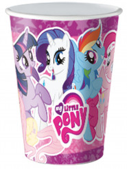 8 bicchieri di carta My Little Pony ™