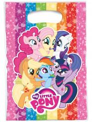 6 Sacchetti per caramelle My Little Pony™