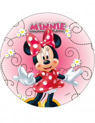 Disco di ostia Minnie modello aleatorio 20 cm