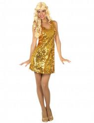 Costume disco sexy donna