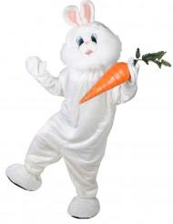 Mascotte coniglio maxi per adulto
