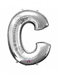 Palloncino in alluminio lettera C