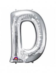 Palloncino alluminio lettera D