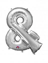 Palloncino in alluminio simbolo &