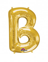 Palloncino alluminio gigante lettera B