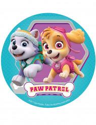 Disco di zucchero Paw Patrol™ Skye