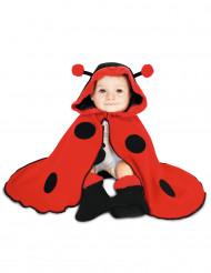 Costume da coccinella per neonato