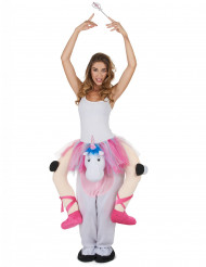 Costume Ballerina su unicorno Carry Me