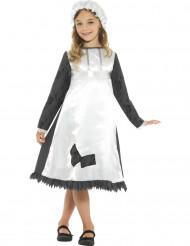 Costume da cameriera retro per bambina