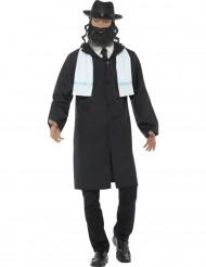 Costume da rabbino per adulto