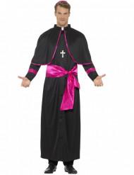 Costume da cardinale per uomo
