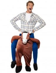 Costume da uomo a cavallo per adulto
