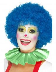 Colletto da clown verde per adulto