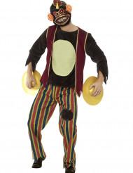 Costume scimmia insanguinata adulto
