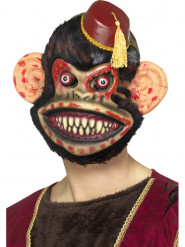 Maschera da scimmia zombie Halloween per adulto