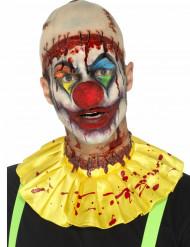 Kit clown spaventoso in lattice per adulto