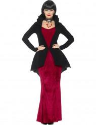 Costume vampiressa reale per donna halloween