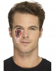 Protesi in latex cicatrice con cerniera
