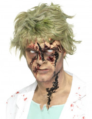 Croste di sangue zombie halloween