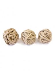 6 Palline di corda