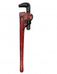Chiave a pappagallo insaguinata 53 cm