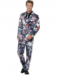 Costume da Mr Zombie per uomo